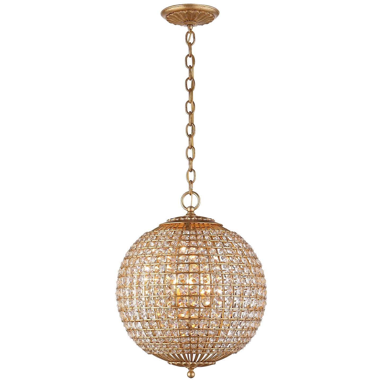 Renwick Small Sphere Chandelier